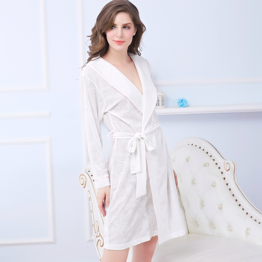 satin robes de chambre promotion achetez des satin robes de chambre promotionnels sur aliexpress. Black Bedroom Furniture Sets. Home Design Ideas