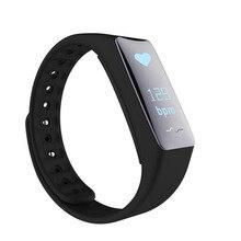 NFC M3S Pulseiras NFC Do Bluetooth Inteligente Heart Rate & Banda de Monitorização da Pressão Arterial Com OLED Touch Screen Esporte Rastreador De Fitness