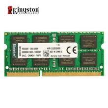 كينغستون DDR3 RAM 8 GB محمول ذاكرة عشوائية 8 GB ذاكرة ddr3 1333Mhz KVR1333D9S9/8G CL9 1.5V PC3 10600 204pin محمول SODIMM ram