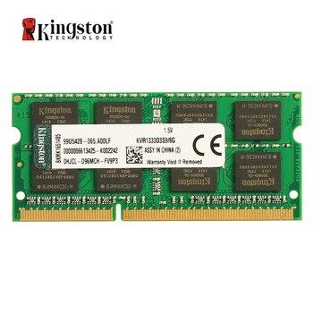 Kingston DDR3 RAM 8GB laptop ram 8 GB Memory ddr3 1333Mhz KVR1333D9S9/8G CL9 1.5V PC3-10600 204pin Laptop SODIMM RAM ddr3l 8gb memory ram 1600mhz 1 35v sodimm ram 204pin laptop ram for amd ddr3 motherboard