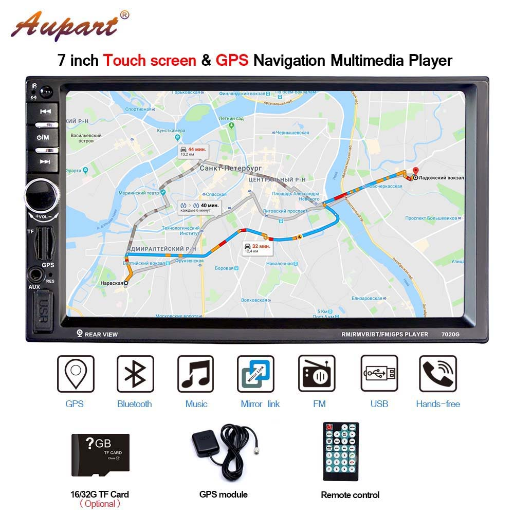 2 din Navigation car gps radio for passat b5 00 05 autoradio bluetooth car multimedia 2din mirror link support rear view camera-in Car Multimedia Player from Automobiles & Motorcycles