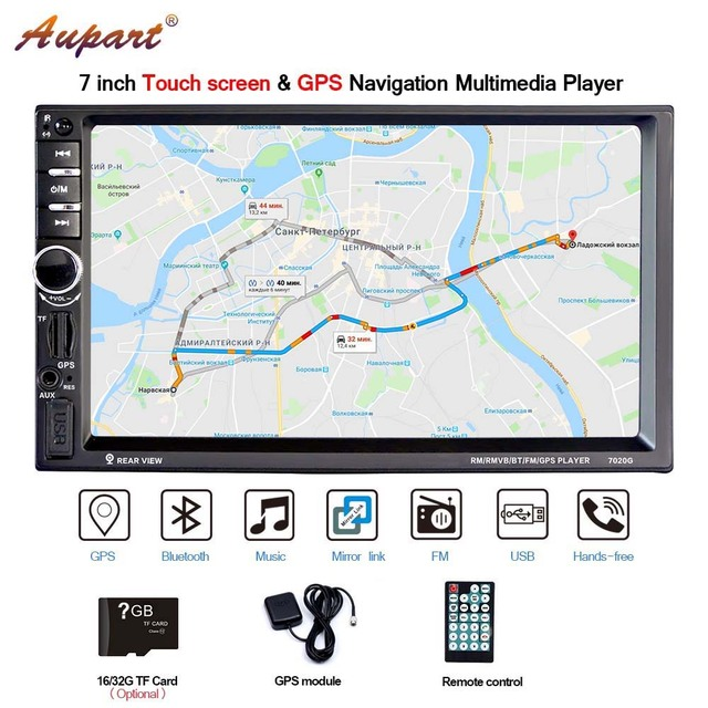 2 din Navigation car gps radio for passat b5 00-05 autoradio bluetooth car multimedia 2din mirror link support rear view camera