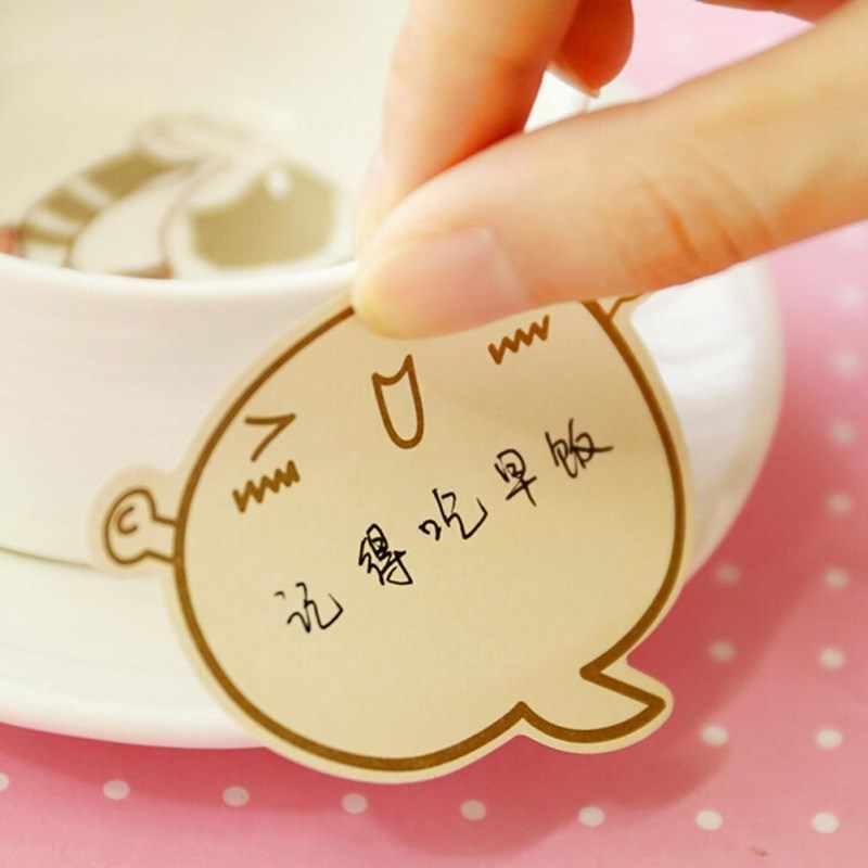 ومن مذكرة الوسادة مثبت علامات Kawaii توتورو مخطط ملصقات لاصقة ملاحظات لطيف الكورية القرطاسية اللوازم المكتبية سكرابوكينغ آخر