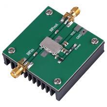 1 قطعة 915 ميجا هرتز 4.0 واط 60dB RF السلطة مكبر للصوت برودباند SMA أنثى موصل ل VHF UHF HF FM منخفضة الضوضاء مكبر للصوت الارسال وحدة