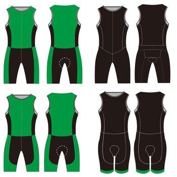 Customized roupa ciclismo Men Women triathlon Cycling Jersey Sports Wear Shirts Reflective Jacket UV Protection Riding Clothing