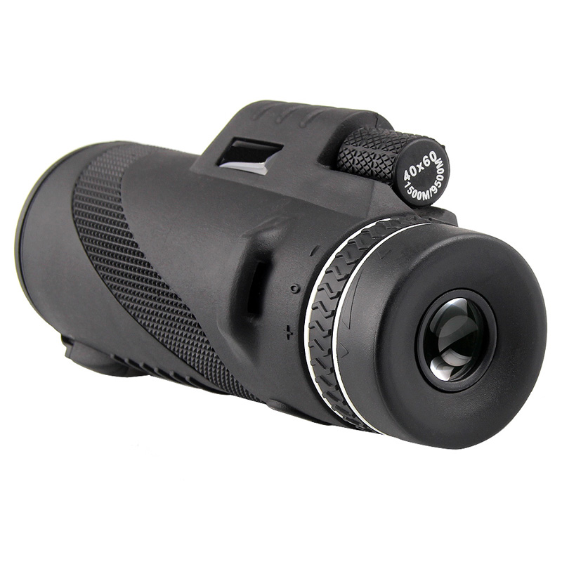 HD 40x60 Monocular High Definition Telescope for Mobilephone Low Light Night Vision RL38-0006-13