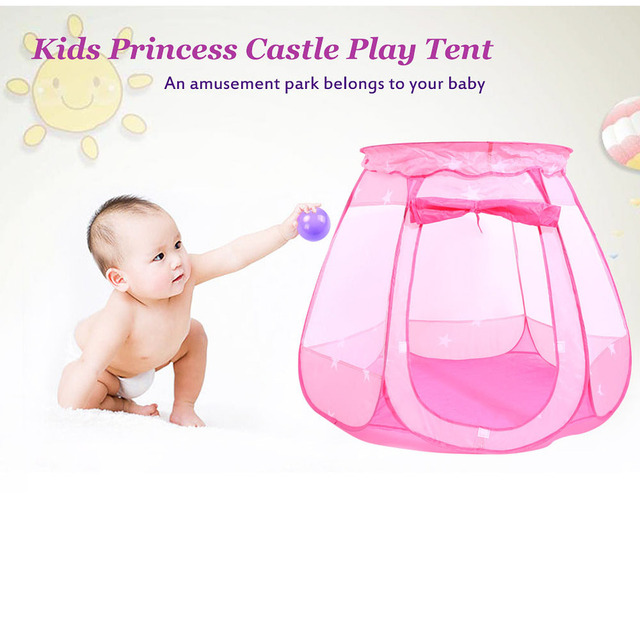 Two Color Princess Play Tent for Kids Toys Play House Toys Tents Outdoor Child Tent Children  sc 1 st  AliExpress.com & Two Color Princess Play Tent for Kids Toys Play House Toys Tents ...