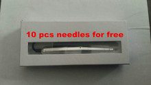 Permanent Make Up Machines Swiss Motor For Eyebrow Lip With Free 10pcs Needles For Body Art
