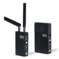 150 m/pies Sistema de Transmisión Inalámbrica de 5 GHz WHDI HDMI SDI 1080 P HD de Vídeo de Televisión WIFI Extender transmisor Y el Receptor