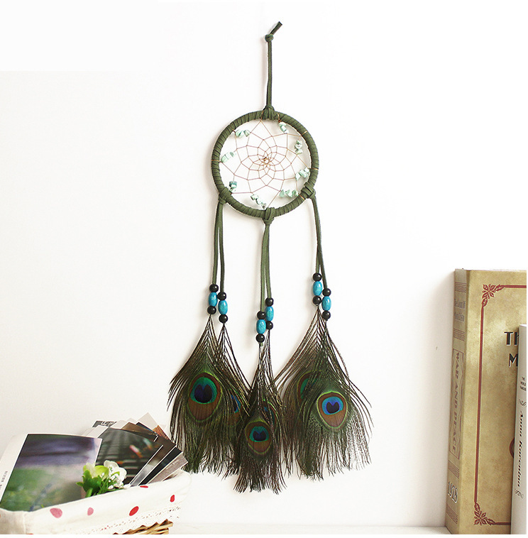 Popular christmas tree peacock buy cheap christmas tree for Peacock feather decorations home