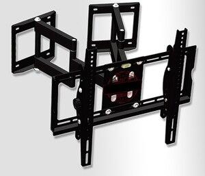"""Image 3 - 32 65"""" Heavy Duty Wall Corner LED LCD TV Mount Flexible Full Motion TV Swing Arm Bracket Ceiling Mount Load 100kgs EMP522MT"""