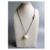 2016 Nova Moda Artesanal de Sementes Bodhi Corda Longo Colar de Pingente de Flor de Lótus Elegante Para As Mulheres Menina Étnico Jóia Por Atacado