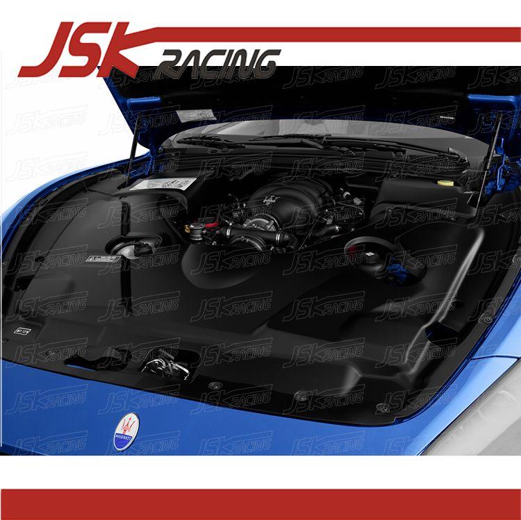 Углеродного волокна крышки двигателя (3 шт.) для 2007-2015 Maserati granturismo grancabrio GT GTS (jskmtgt07005) ...