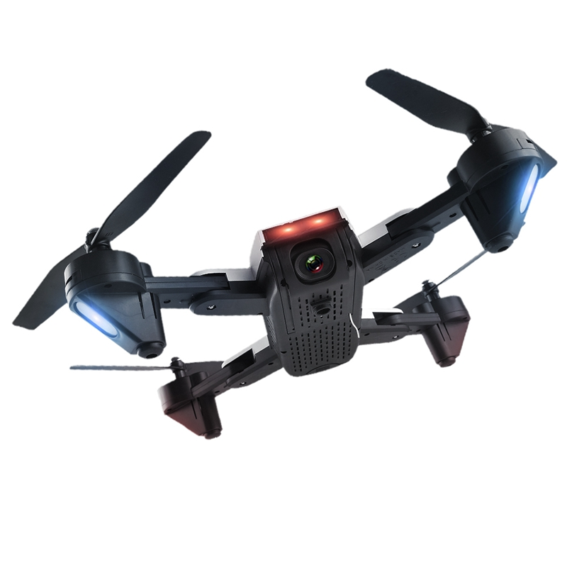 SG700 6 Axis Gyro Wifi FPV RC Drone 720P HD Optical Flow Dual Camera Gesture Photographing Headless Mode Altitude Flying Toys