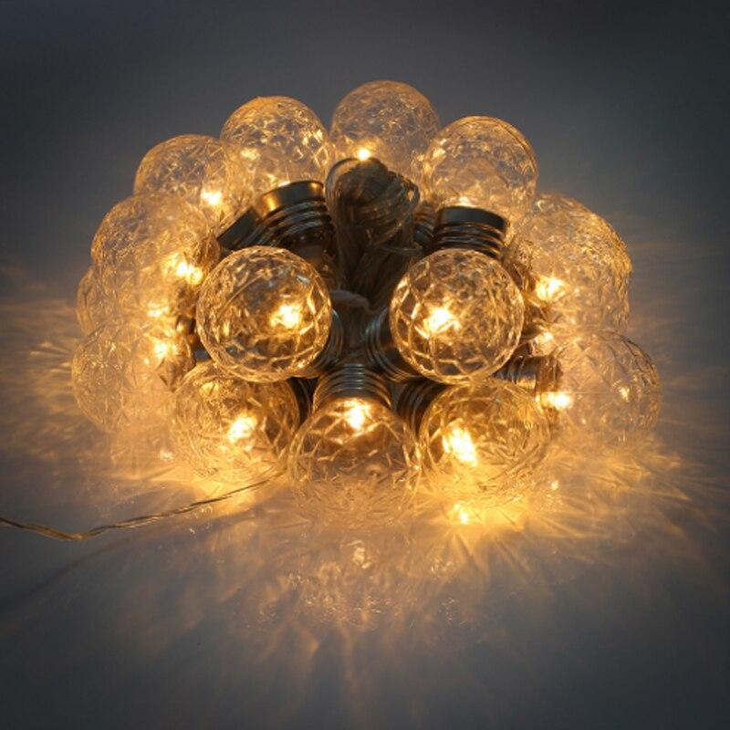 jardim natal decorativo led solar luzes da