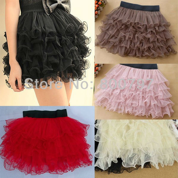 how to make a tiered tutu