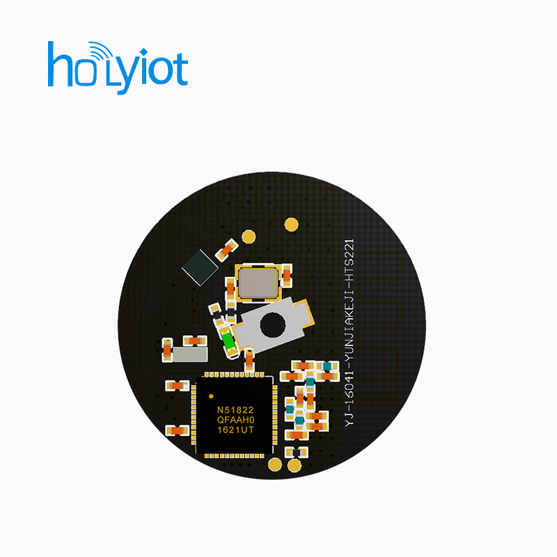 customized temperature sensor and humidity sensor nRF51822 & nRF52832 chipset