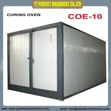 COE-10 в сборе Электрический нагрев отверждения печь с порошковым покрытием