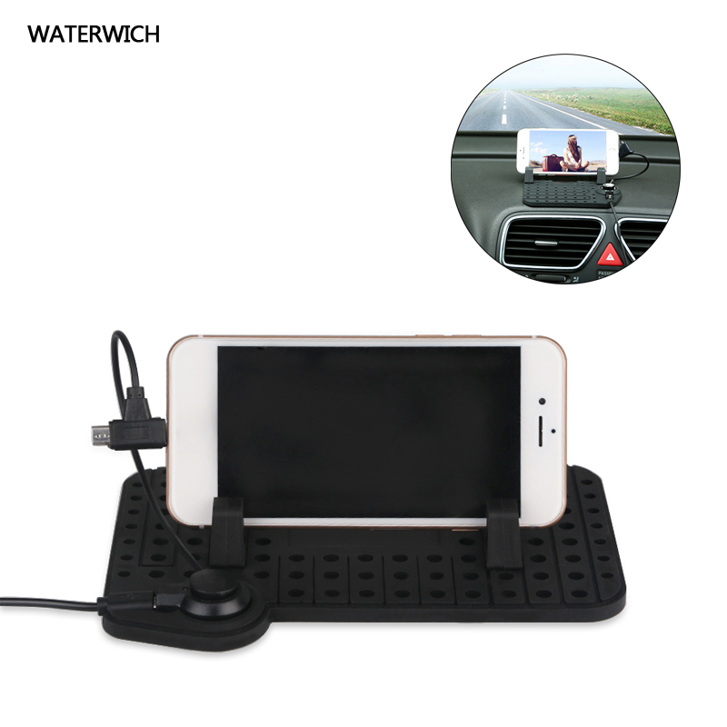 Mobile Phone Accessories Cellphones & Telecommunications Waterwich Desk Phone Holder Universal Mobile Phone Stand Phone Holder Mount For Iphone Cellphone Smartphone Car Phone Holder