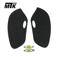 MTKRACING Motorcycle Anti Slip Pad Tank 3M Traction Pad Side Gas Knee Grip Protector Stickers For Yamaha YZF R6 YZF R6 2008 2015