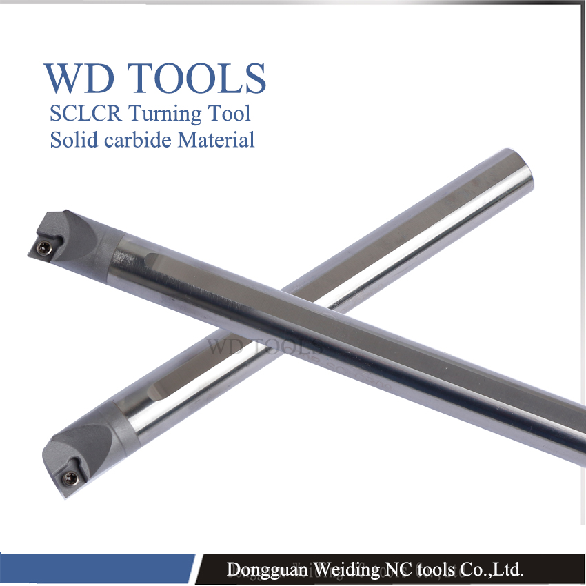 CCGT09 C16R SCLCR09 boring bar CNC lathe internal turning tool holder M type boring bar different types of cutting tool solid carbide c12q sclcr09 180mm hot sale sclcr lathe turning holder boring bar insert for semi finishing