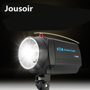250W Studio Photo Lantern Taobao Soft Light Box Flash Human Image Flashlight Projector Studio Equipment CD50