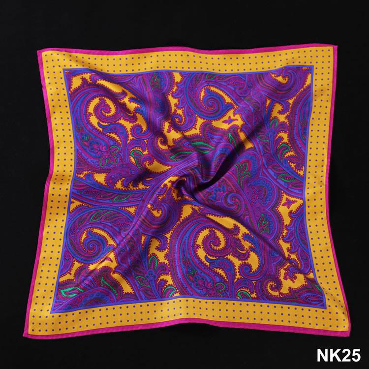 NK25 HN11P Purple Yellow Paisley (2)