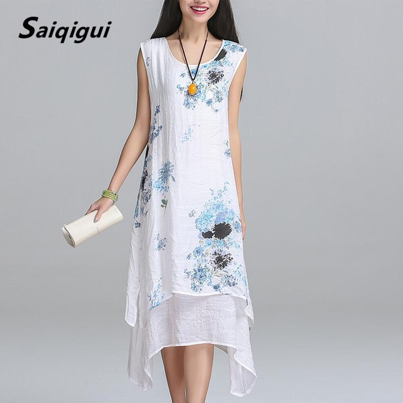 Online Get Cheap Linen Dresses Women -Aliexpress.com - Alibaba Group