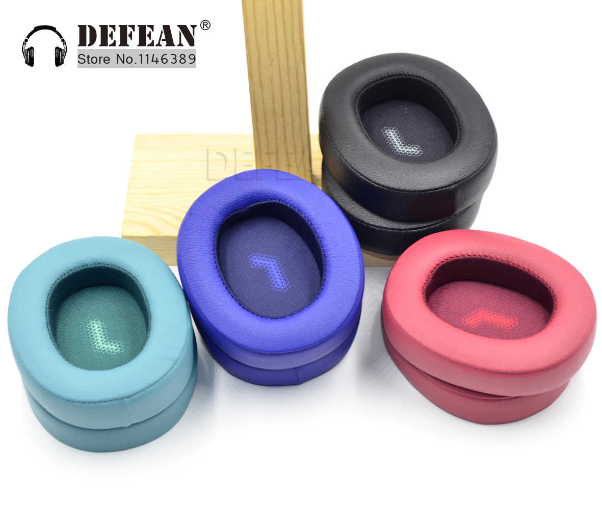 Replacement Cushion Ear Pads Cover For Jbl E55bt E 55 Bt Bluetooth Wireless Headsets Aliexpress