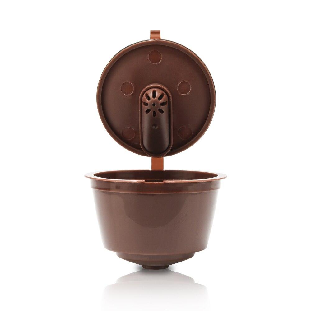 3-го поколения Dolce Gusto Кофе капсульный фильтр-чашка многоразового использования Dolci кофе капельница фильтр чайные корзины