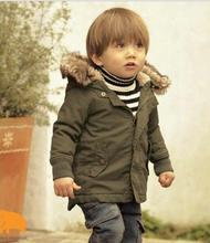 2016 зимние новые поступления мальчиков утолщаются пальто for baby дети зимняя куртка детские snowsuit мальчиков хлопка куртки