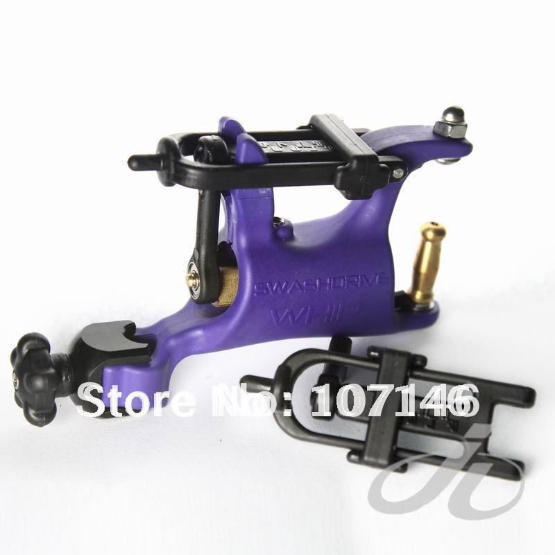 Pro swashdrive whip g7 butterfly rotary tattoo machine gun for Professional tattoo guns