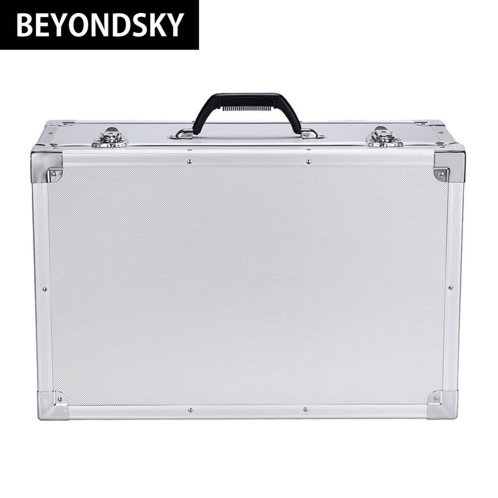 Maletas DJI Phantom 4 Caja de aluminio ordinaria para Phantom 3 Funda - Cámara y foto