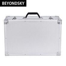 DJI Phantom 3 Phantom 4 Shared Suitcases Advanced Aluminum Box For Phantom 3 4 Universal Case