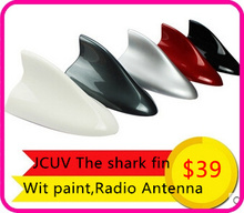 Free shipping! High quality The Shark fin decoration antenna with paint with Radio Antenna for Dodge Journey 2013-2016
