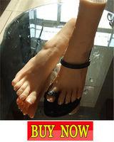 исключительного дилерства - секс продукт силикона резиновые ножки реальные кукла расширенный имитационная модель кости стопы