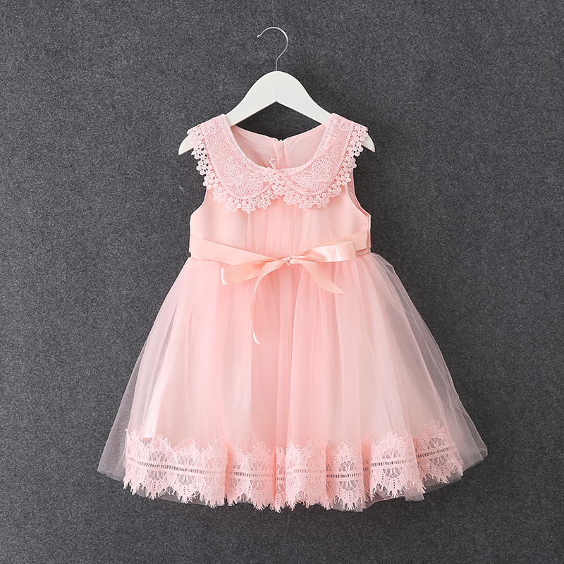 Summer Style Baby girls dress for Party Princess Dresses tutu Childrens clothes Snow Queen Fashion Costume 3-8 years
