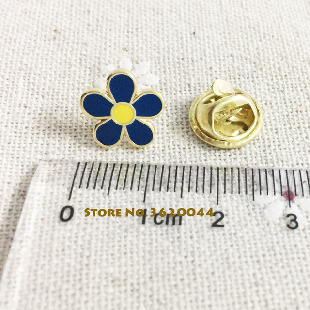 Aliexpress com : Buy 50pcs Masonic Lapel Pin Badges Freemason Masons Froget  me not Flower Customized Brooches and Pins Small Brooch Metal Craft from
