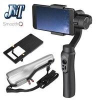 JMT Zhiyun Smooth Q 3 Axis Handheld Smartphone Gimbal Stabilizer Smooth Q VS Zhiyun Smooth III