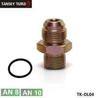 (SIZE :AN10,AN8) M20*1.5 OIL/FUEL LINE HOSE END UNION FITTING ADAPTOR,Oil sandwich adapter fitting TK-OL04
