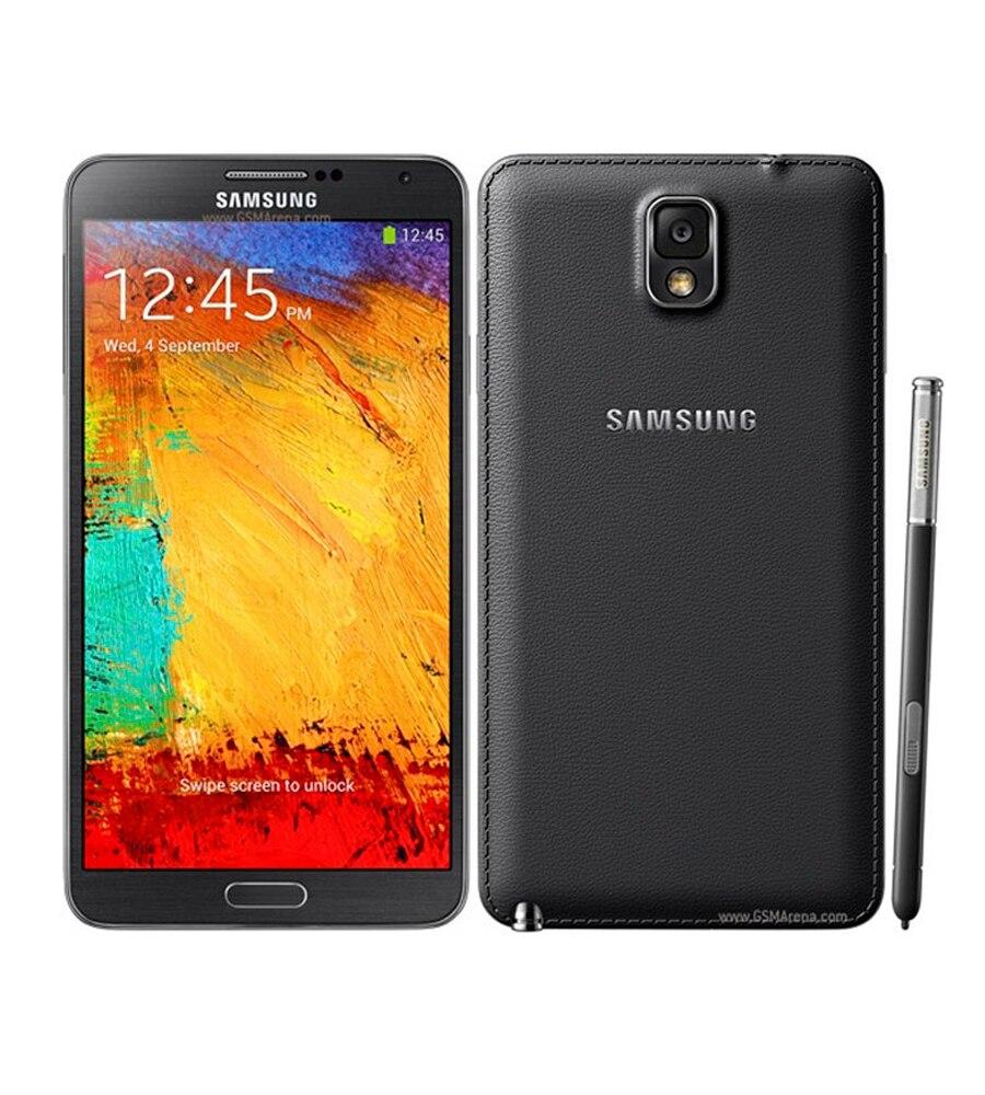 Цена за Разблокировать Мобильный Телефон в Исходном Samsung Galaxy Note3 N9000 N900A N9005 Quad Core 3 ГБ RAM 5.7 Дюйм(ов) 13MP GPS Восстановленное