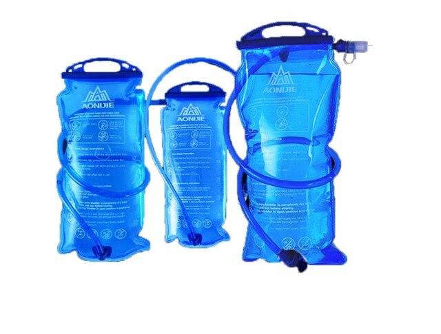 Aonijie Cycling Hiking Camping Marathon Hydration Water Bladder Bag Peva Easy Clean Folding Kettles