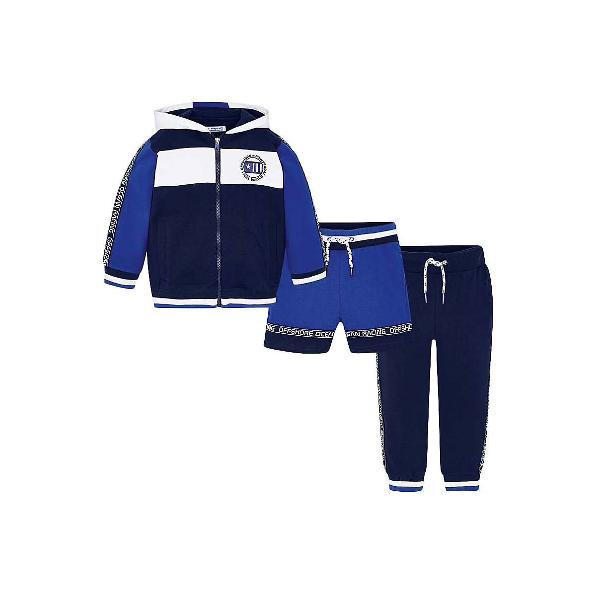 Enfants deux-pièces costumes Mayoral 10685207 vêtements de sport pour enfants accessoires costumes pour l'enfant