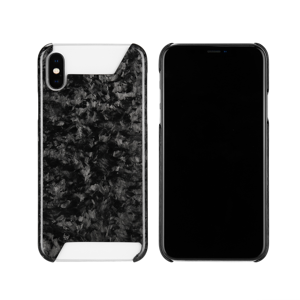 Forged Carbon Fiber Case for iPhone X XS XR XS MAX Back Cover Luxury Retro Original Glitter-Carbon Fiber Pattern inside The CaseForged Carbon Fiber Case for iPhone X XS XR XS MAX Back Cover Luxury Retro Original Glitter-Carbon Fiber Pattern inside The Case