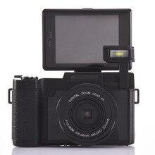 KARUE CDR2 Digital Camera Video Camcorder 3 inch TFT Screen UV Filter 0.45X Super Wide Angle Lens Max 24MP
