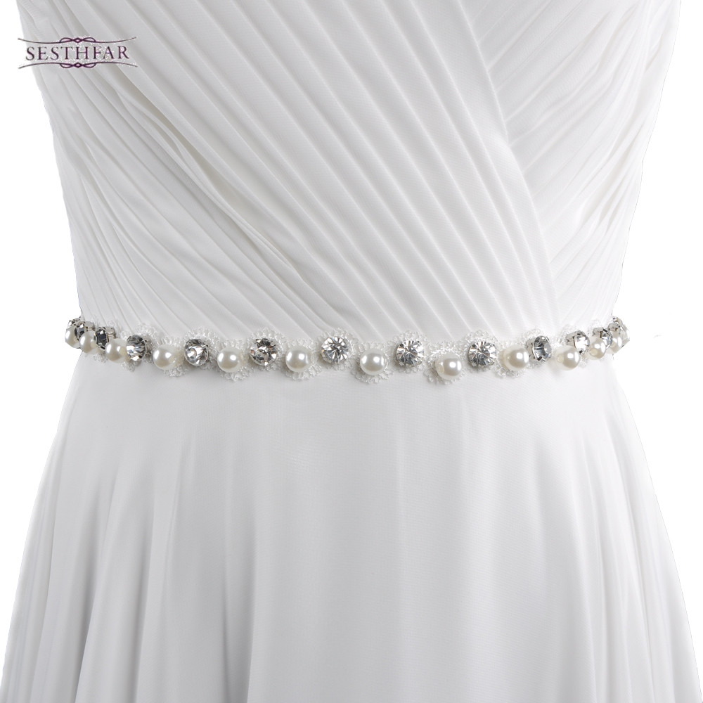 Beautiful Topqueen S71 Free Shipping Wedding Belt Crystal Rhinestone Belt Bridal Sash Wedding Dress Accessories Wedding Belt Crystal Bridal Blets Back To Search Resultsweddings & Events
