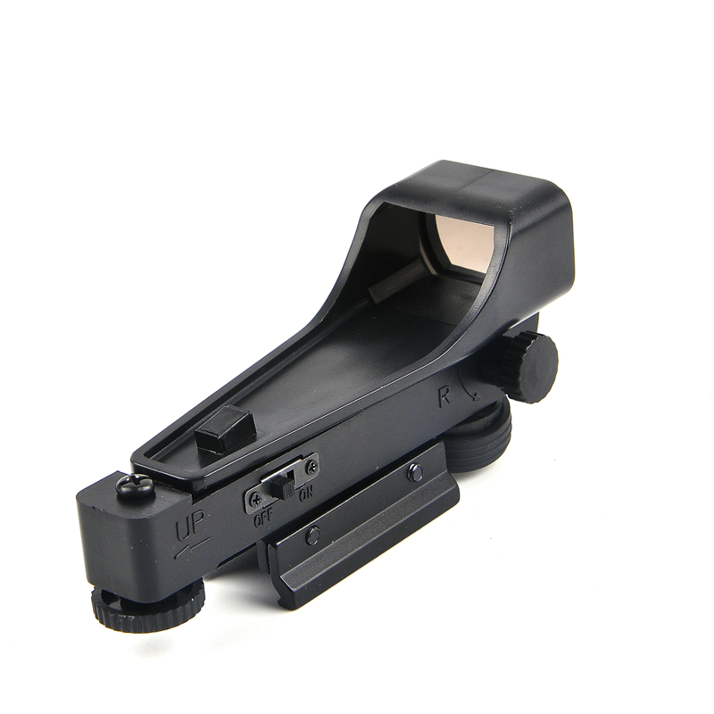 Red Dot Anblick-bereich Optics Reflex Anblick Sniper Getriebe Für Gewehr Air Guns Jagd Scopes Tactical 11/20mm schiene Zielfernrohr Fit