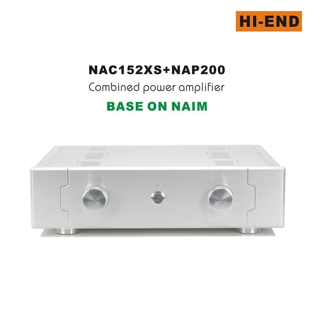 Демон оптимизированный ver NAC152XS + NAP200 комбинированный