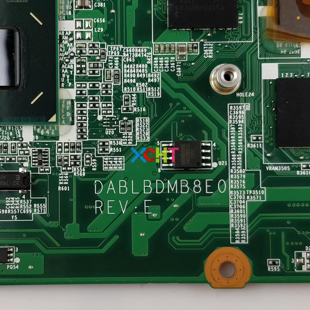 Image 5 - A000080820 DABLBDMB8E0 w GT525M/1GB Graphics for Toshiba L750 L755 Notebook PC Laptop Motherboard Mainboard Tested-in Laptop Motherboard from Computer & Office