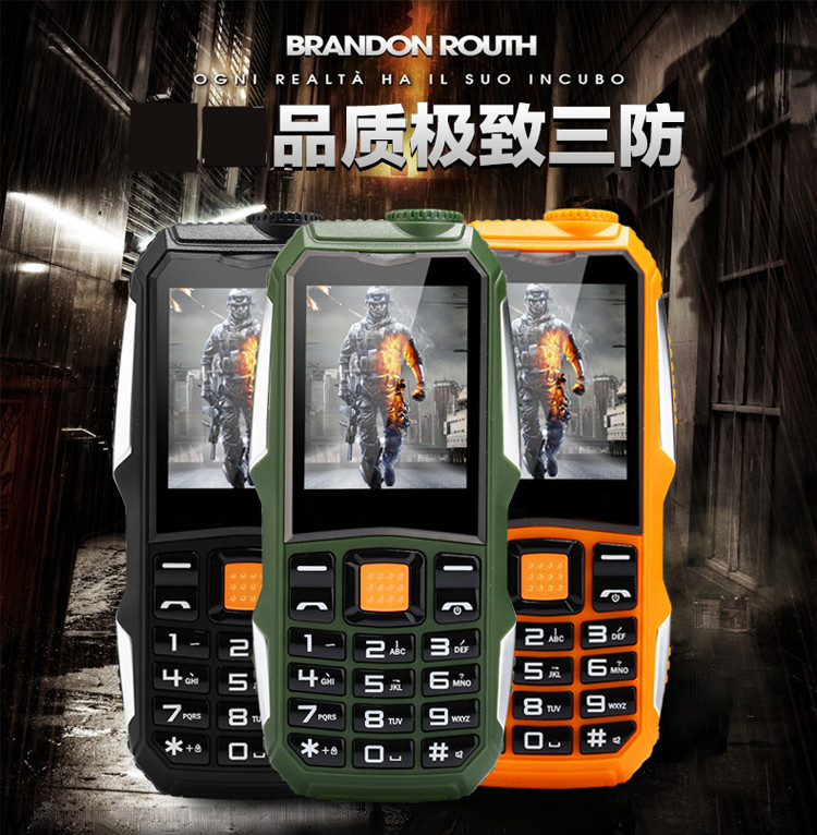 S8 Mobile Phone With Camera MP3 FlashLight Whatsapp 1.8 inch Shockproof Dustproof Rugged Cheap Phone